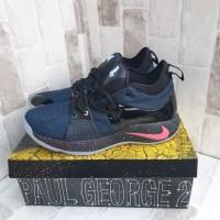 Sepatu Basket Nike Paul George 2 Playstation Navy