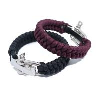 Fishtail Paracord Bracelet / Gelang Survival - High Quality - #01