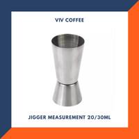 Gelas Ukur Jigger Measuring Cup 20/30