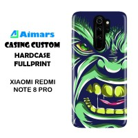 Custom Case Xiaomi Redmi Note 8 Pro Hardcase Desain Bebas - Hardcase
