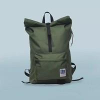 Tas Ransel Gulung Lienzo Lightpack Army Green Original Murah Limited
