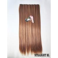 kimiko hairclip lurus STRAIGHT BL blonde pirang 60cm