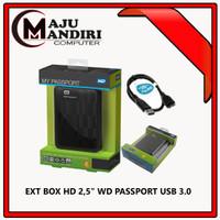 CASING HARDISK MY PASSPORT USB 3.0 2,5 SATA CASING HDD