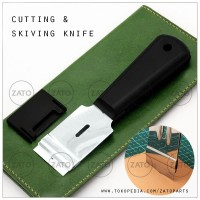 Zato Cutting and Skiving Knife - leather tools