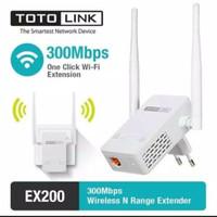 TOTOLINK EX200 / Wireless N Range Extender / Wifi AP Access Point / Ro