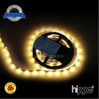 Hippo LED Strip 2835 12V Warm White IP33 Flexible Strip Kuning 3000K