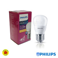 PHILIPS Lampu LED MyCare 3W Kuning Bohlam LED Bulb My Care 3 Watt WW