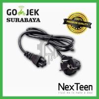 Kabel power adaptor laptop