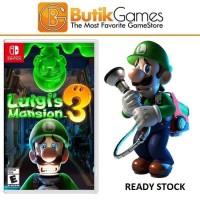 Luigis Luigi's Luigi Mansion 3 Switch Nintendo Switch