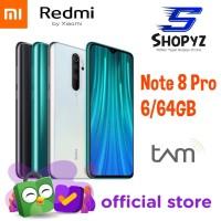 XIAOMI REDMI NOTE 8 PRO - NFC - 6GB / 64GB - 6/64 - GARANSI RESMI TAM