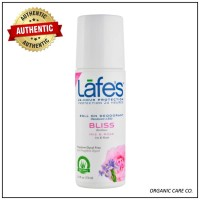 LAFES NATURAL DEODORANT ROLL ON BLISS 71GR 100% NATURAL BUMIL