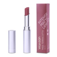 Wardah Intense Matte Lipstick 10 Miss Terracotta 2.3 g
