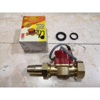 OTOMATIS POMPA BOOSTER / WATER FLOW BRASS SWITCH CONTROL ISCO KUNINGAN