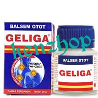 Balsem Otot Geliga 20gr / Meredakan Nyeri Otot