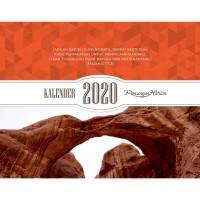 KALENDER DINDING 2020