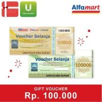 HEMAT Paket Belanja Alfa Rp 100.000