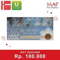 HEMAT Paket MAP Rp 100.000