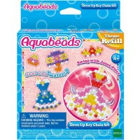 Mainan Edukasi Aquabeads Dress Up Key Chain Set
