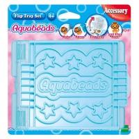 Mainan Edukasi Aquabeads Flip Tray Set