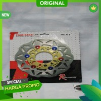 Premium Disc Brake / Piringan Cakram Depan Floating Motor HONDA BEAT