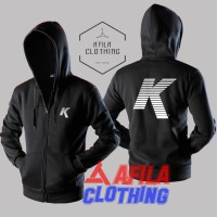 Jaket Sweater Hoodie Zipper Zildjian K Series