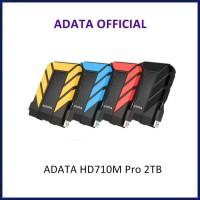 Adata HD710 Pro 2TB : Hardisk Eksternal External Antishock Waterproof