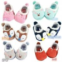 Kaos kaki bayi sepatu bayi 3D animal soft cartoon