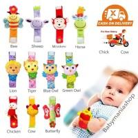 Gelang Rattle Bayi ELC Blossom / Mainan Bayi / Mainan Rattle / Baby