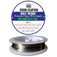 Fused Clapton NI80 26 2 36g 1 METER