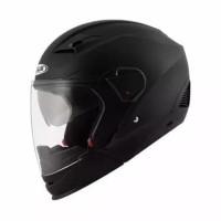 Zeus ZS611C - Matt Black Z611C Helm Modular