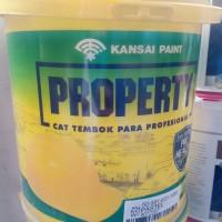 cat kansai property interior putih mix 2.5liter