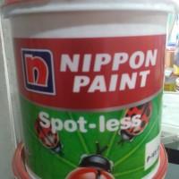 cat nippon spotless putih mix 2.5liter