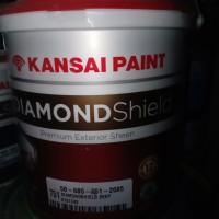 cat kansai diamondshield putih mix 2.5liter