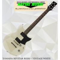 Yamaha Revstar RS320 - Vintage White