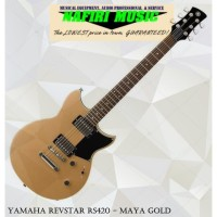 Yamaha Revstar RS420 - Maya Gold