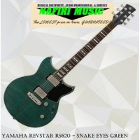 Yamaha Revstar RS620 - Snake Eyes Green