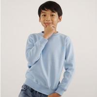 Hoodieku Kids Sweater Baby Blue Laki-laki