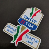 TIM Cup Final 2016 Patch
