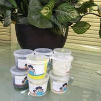 masker kefir organik 100% tanpa campuran