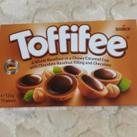 Toffifee Permen coklat Import