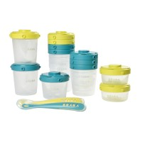 Beaba 1ST MEAL SET PORTION + SPOONS