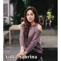 Aulia Sabrina Sweater Baju Rajut Wanita