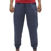 Specs Foxtrot Sweat Pants (Celana Training) - Dark Blue/Heather