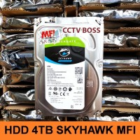 HDD MFI 4TB SEAGATE SKYHAWK - HARD DISK CCTV 4 TB GARANSI RESMI 3 THN