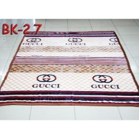 Bed Cover Selimut Cantik 150 x 200 / BED COVER MOTIF BK-2 UK. 150 X