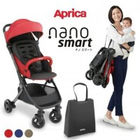 Aprica Nano Smart Stroller Bayi Kereta BAyi Kereta Dorong BAyi