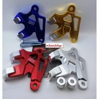 TUTUP KALIPER DEPAN PCX NEW LOKAL FULL CNC COVER CALIPER PCX MURAH