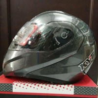 helm full face modular KYT RRX series