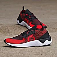 Sepatu Running Ortuseight Ortus Radiance Red - Black - White Original
