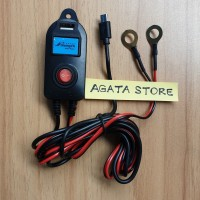 Charger Carger Cas Aki / Accu Motor Strength 2A For Smartphone